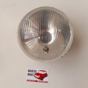 Budgetkoplamp halogeen Classic-MINI