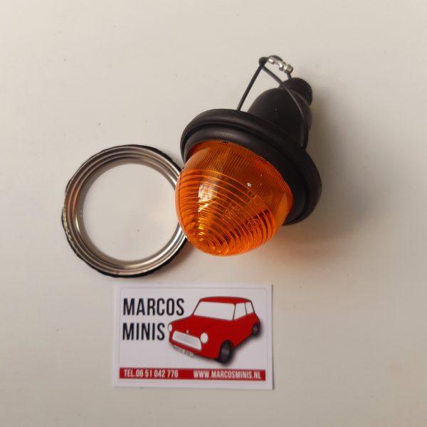 Knipperlicht oranje Classic-MINI oude type