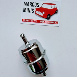 Brandstoffilter metaal Classic-MINI