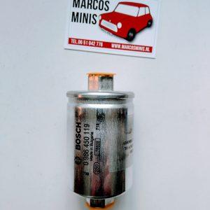 Brandstoffilter spi-mpi dikke aansluiting Classic-MINI