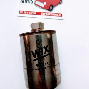 Brandstoffilter spi-mpi dunne aansluiting Classic-MINI