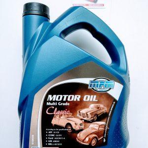 Motorolie 20w50 5liter Classic-MINI