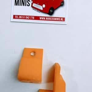 Set polyflex bumpstops Classic-MINI