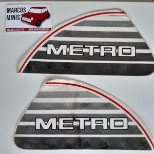 Stickerset Metro Classic-Metro Classic-MINI