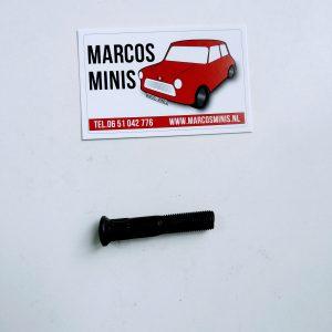 Tapeind tbv wielmoer Classic-MINI 5mm