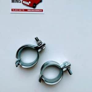 Uitlaatklemmen 1275cc carburateurmodel Classic-MINI