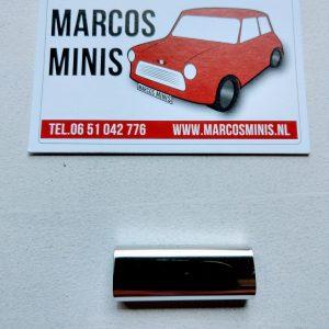 Clip tbv dakstrip chrome Classic-MINI