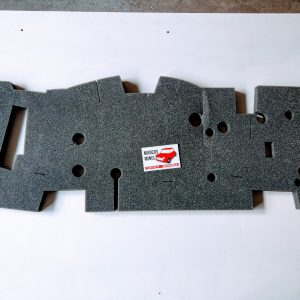Isolatiemat schutbord injectiemodel Classic-MINI