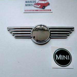 Badge 2 Classic-MINI
