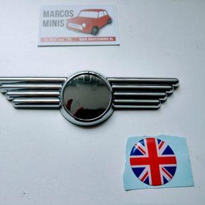 Badge 4 Classic-MINI