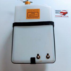 Bowes steam injection voor meer vermogen! Classic-MINI
