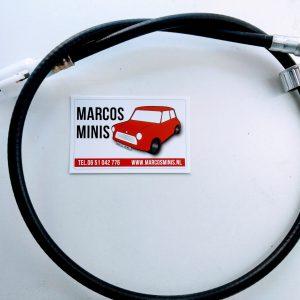 Kilometerteller kabel GSD102 33'' lang tot 1988 Classic-MINI